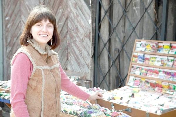 Весна - час покупки насіння