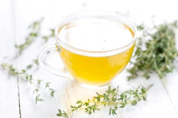 Пряні трави теж заварюють як чай