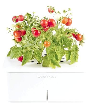 Click & amp; amp- Grow: електроніка в садівництві