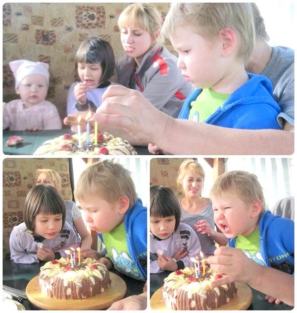 День народження - свято дачний ...