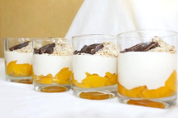 готовий десерт