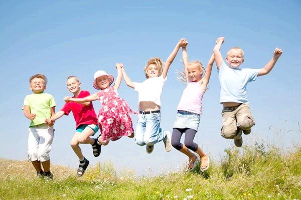 Фото - Діти на дачі: техніка безпеки