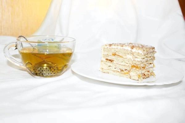 домашній торт з печива