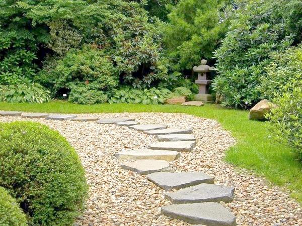 Фото - Гравій - ідеальний матеріал для створення неповторного саду