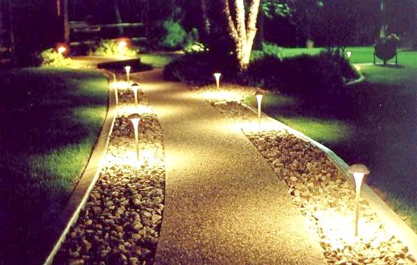 Маркувальне освітлення доріжки