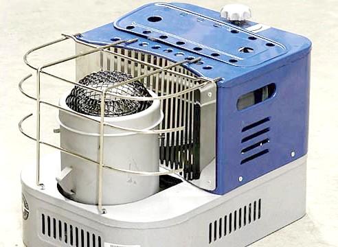 Тепловентилятор ПК