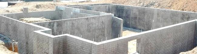 Фото - Як розрахувати фундамент будинку і дізнатися точну навантаження матеріалів