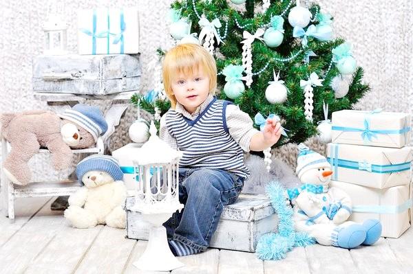 дитячий новорічний інтер'єр