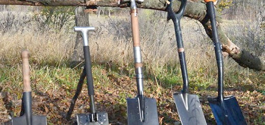 Фото різних видів штикових лопат, md-arena.com
