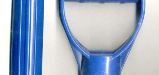 Фотографія пластикової ручки для лопати, all.biz