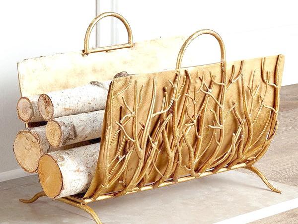 Зварна підставка для дров. Фото з сайту horchow.com