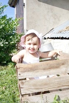 Літній день на дачі очима дитини ...,)
