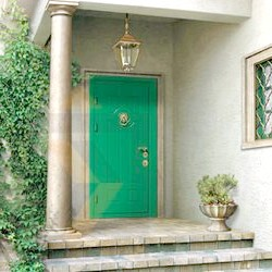 Металеві двері: на що звернути увагу при виборі і установці