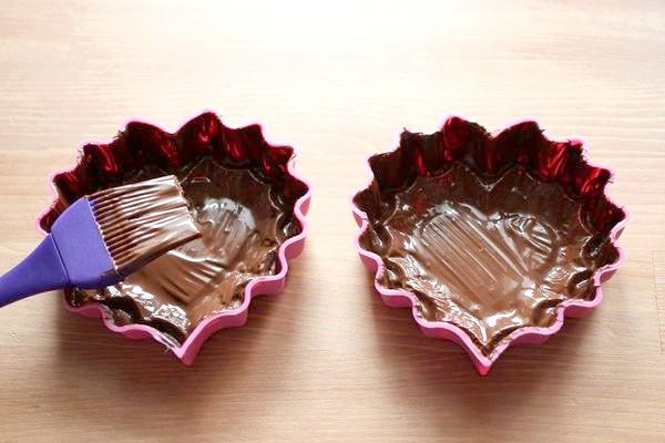 шоколадне серце