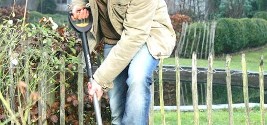 Застосування садової лопати, fiskars.ua