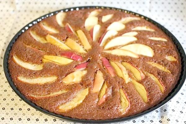 Пиріг з яблуками Дари Осені.