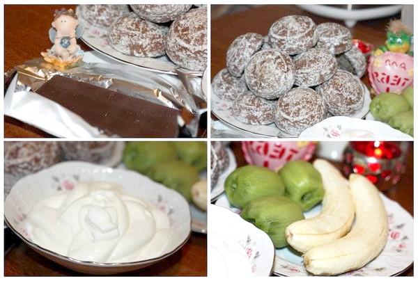 інгредієнти торта