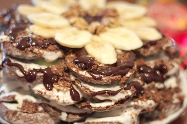 прикрашаємо тортик за смаком