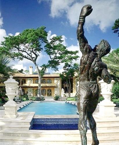 Басейн Сталлоне в Майямі