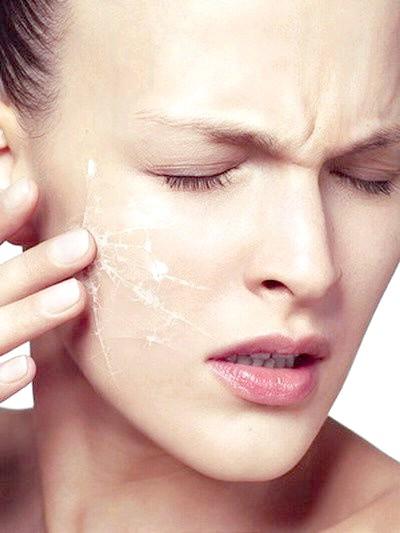Гарбуз при проблемах шкіри обличчя