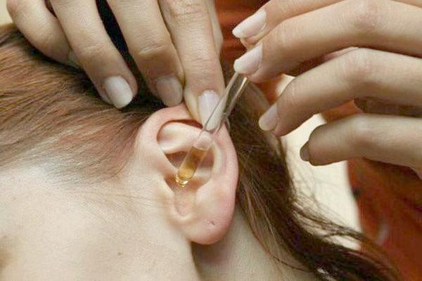 Гарбузове краплі у вуха
