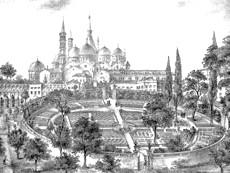 Історія розвитку ботанічних садів
