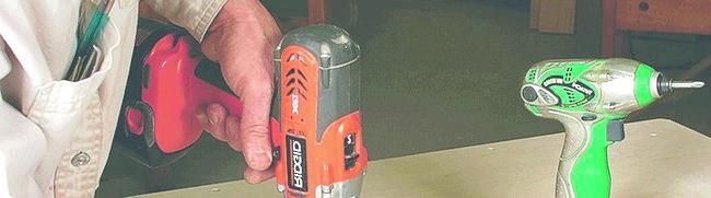 Фото - Дрилі електричні, кутові міксери та інші різновиди інструменту для дому