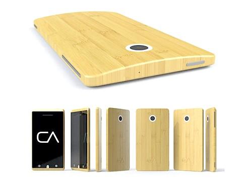 бамбуковий айфон