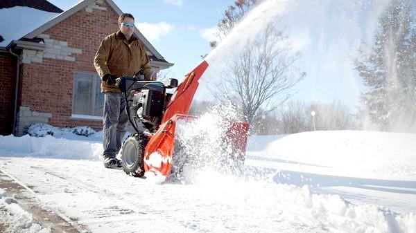 Фото - Як ми вибирали снегоуборщик