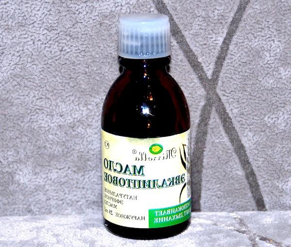 Евкаліптова олія