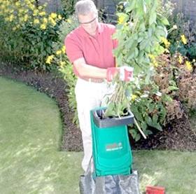 Фото - Як вибрати подрібнювач гілок і трави