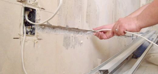 Заміна електропроводки в квартирі, atmbud.ru