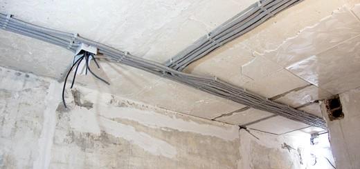 Заміна проводки в квартирі своїми руками, radikal.ru