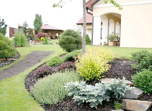 Садова композиція