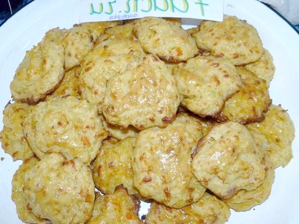 Овочеве печиво з сиром Смачне