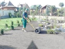 Фото - Підготовка ділянки під газон - від розчищення території до перекопування грунту і вирівнювання