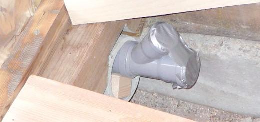 На фото каналізація для сірих стоків, fotkidepo.ru