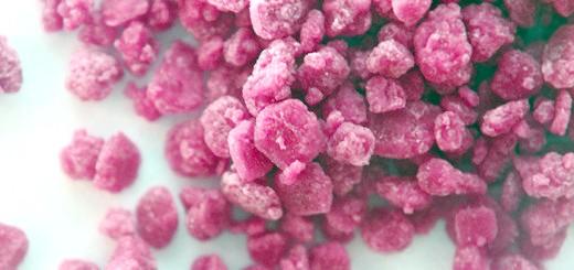 На фотографії хлорид кобальту, livejournal.com