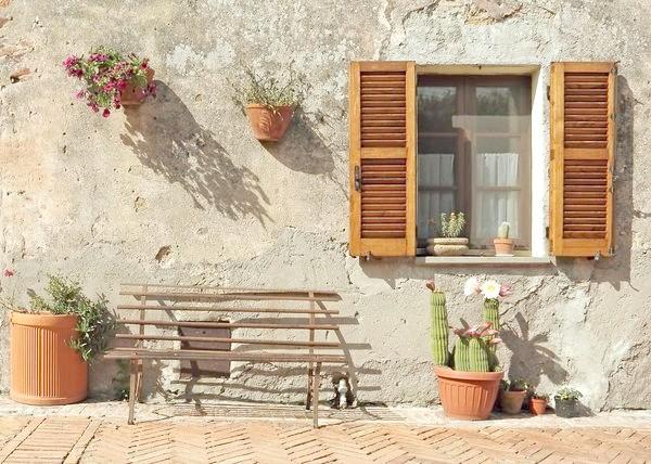 Віконниці, що нагадують жалюзі