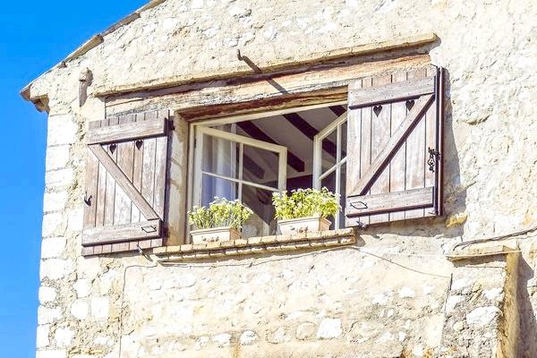 Віконниці з дощок