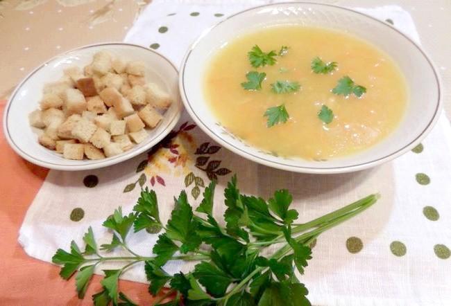 Суп готовий!
