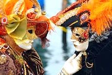 Фото - Венеціанський карнавал