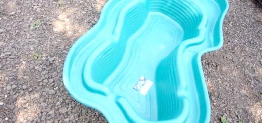 Зображення пластикової чаші для ставка, pools.su