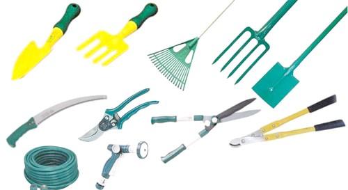 Фото - Садові інструменти та інвентар