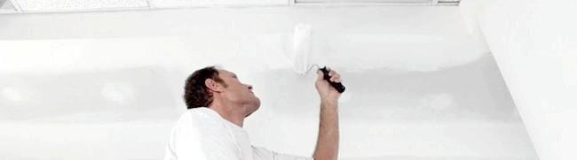 Фото - Секрети справжніх професіоналів як побілити стелю