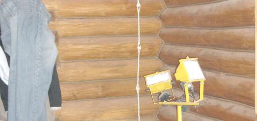 Зовнішня проводка в лазні, volt-m.ru