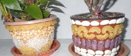 Фото - Декор квіткових горщиків для кухні