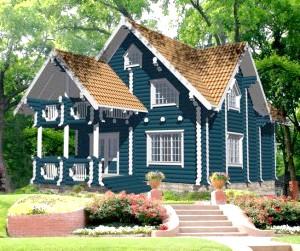 Фото - Дерев'яне домобудівництво. будівництво дерев'яних будинків