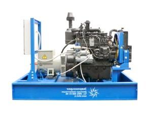 Фото - Генераторное обладнання для дачі: вибір фазності електростанції