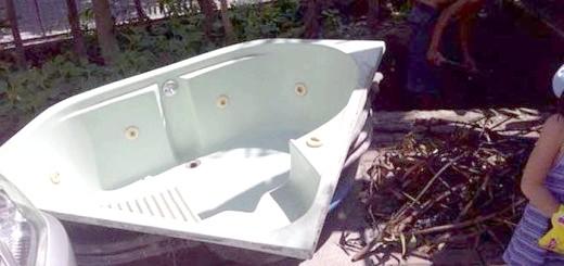 Фотографія старої ванній, tnn-garden.ru